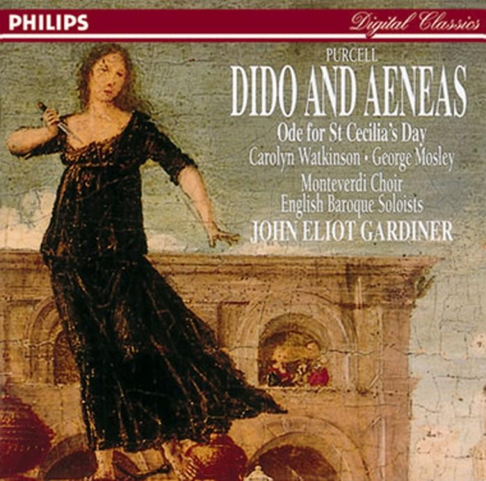 Michael Chance Countertenor - Recordings - Purcell: Dido ...