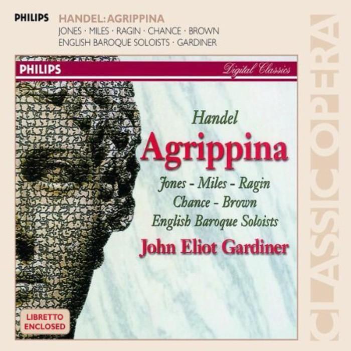 Agrippina Handel Arias Handel Agrippina
